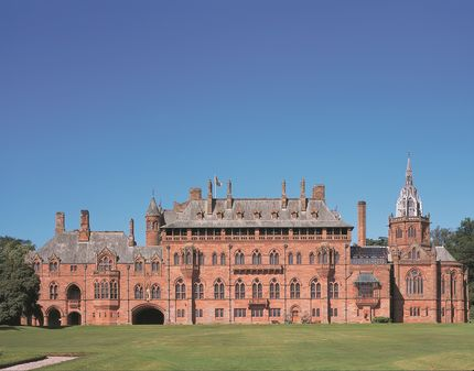 Mount Stuart from the east (photographed by Keith Hunter)