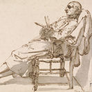 Foto: Bruges Artists Abroad: Neoclassicist Drawings in the Printroom of the Groeningemuseum