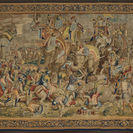 Foto: The Patrimonio Nacional Tapestry Collection. Creation, Conservation and Dissemination