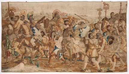 "Brussels, The Captive Rulers, from ""The Deeds and Triumph of Scipio Africanus,""  Detroit Institute of Arts"