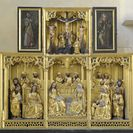 Foto: Netherlandish Altarpieces and Sculptures in the Niguliste Museum