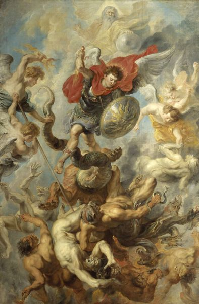 Flemish Baroque Painting In The Alte Pinakothek The World