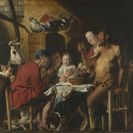Foto: Flemish Baroque Painting in the Alte Pinakothek