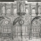 Foto: Architectural Drawings from the Low Countries in Belgian Collections: Fifteenth to Sixteenth Centuries