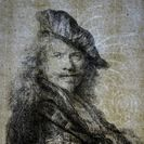 Foto: The Watermark Identification in Rembrandt's Etchings (WIRE) Project